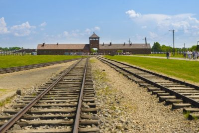 Auschwitz from Rzeszow